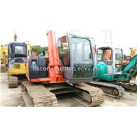 Used Hitachi Mini Crawler Excavator ZX70/Used Mini Hitachi Excavator