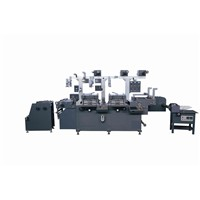 WJMQ--350b Double Station Die-Cutting Machine