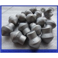 cemented carbide auger bit for coal drill bit