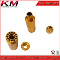 Aluminum cnc machining precision parts