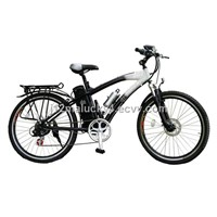 Electric mountain bike with CE approved