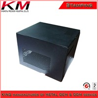 China Custom sheet metal stamping parts for computer case