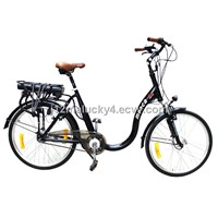 Powerful  electric bicycle for old man riding
