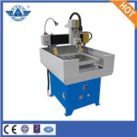 High precision JK-4040 mini CNC engraving machine for metal, Jade of handicraft with factory price