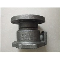 Iron Pressure Regulator Valve Body Sand Casting