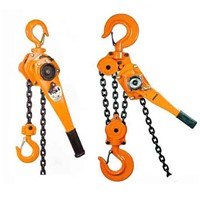 Lever chain hoist advantages and details