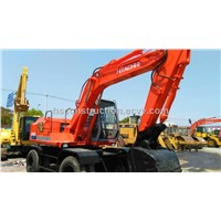 Used Hitachi Excavator EX100, Japan Used Hitachi Excavator EX100
