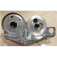 VOLVO TAD1641G/ 21023287 filter head with pressure sensor aluminium   filter seating M14*1.5