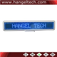 16x128 Desktop Programmable LED Moving Display Scrolling Message Display