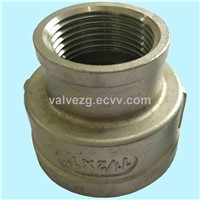 Stainless Steel Cast Reducer Socket Banded