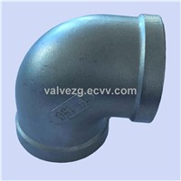Stainless Steel Cast Elbow
