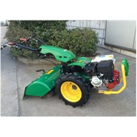 Dual-Function Type Walking/Hand Tractor for Towing and Driving Purpose