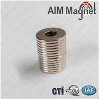 High quality ring ndfeb magnets