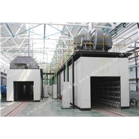 High-temperature heating and drying equipment