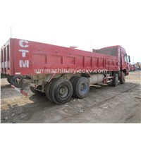 used condition Howo 40000kg 4*8 dump truck year 2012 howo 40t 4*8 dump truck for sale