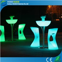 Rechargeable Outdoor LED Furniture GKT-106DC