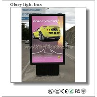 Super Fashion Aluminum LED Scrolling Billboard