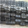 Rubber Track (400*90*47) For Rice Cutting Machine