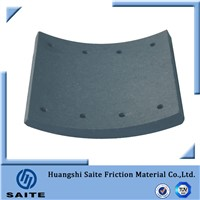 19478 high strength non-asbestos brake lining drum