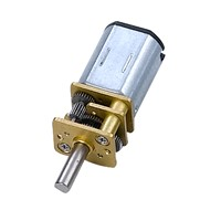 3V 12mm Micro DC Gear Motor For Robot,Electric Lock