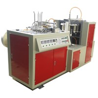 Coffee cup making Forming machine