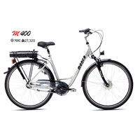 Comfortable City Electric Bike for Urban Riding