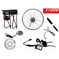 E-bicycle kits with 36V  Lithium Battery
