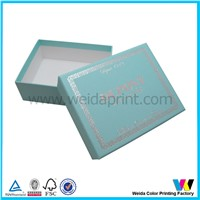 custom made paper gift boxes wholesale in Dongguan