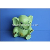 hot sale items of plastic lovely coin box