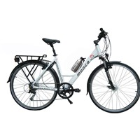 Environmental Protection Mountain E-Bicycle