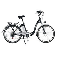 Monca High Quality E-bike with 36V Lithium Battery