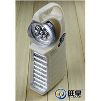 MODEL NO.390A 39PCS LED EMERGENCY RECHARGEABLE LAMPS