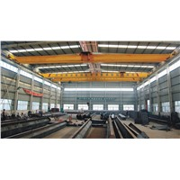 Single Beam Bridge Crane Manufacturer In China