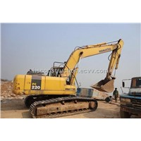 Used Komatsu PC220-7 Crawler Excavator for Sale