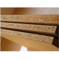Melamine chipboard / particle board