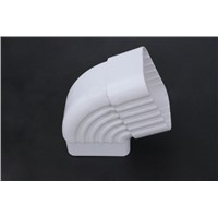wholesale pvc 65 degree downspout diverter from manufacturer