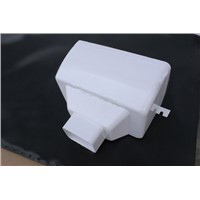 wholesale pvc arc drop outlet from manufacturer