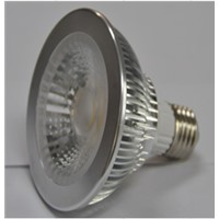 10W PAR30 E27 COB LED spotlight 800-850lm
