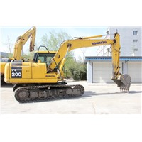 CHINA EXCAVATOR Hydraulic Crawler EXCAVATOR
