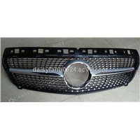 High Quality Amg Style W176 Grille For Mercedes Benz A45