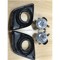 High Quality New ABS and PP Fog Lamp for vigo 2015