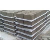 high quality PVC pallet or concrete block making machinery