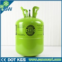 Hot sale r422D refrigerant r422D of manufacturers