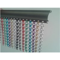Hot sale!!! Aluminum Chain Fly Screen