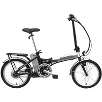 Light weight and exquisite electric folding bicycle with CE approved