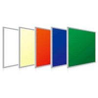 RGB Color Square LED Panel Light Recessed Ceiling Panel Lamp