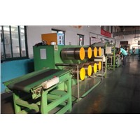 XGP-600 Rubber Sheet Cooling Machine/ Batch off Cooler Machine/film cooling machine