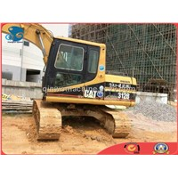 CAT Crawler USED Hydraulic Excavator (312B)