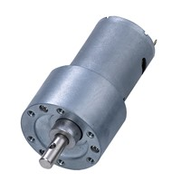 37mm 12V DC Gear Motor (KM-37B555-210-1270)