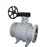 3-PC Trunnion Mounted Ball Valves